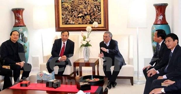 越南海阳省寻找向墨西哥出口农产品的机会 hinh anh 1