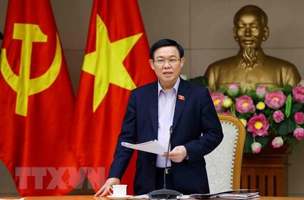 政府副总理王廷惠:2019年人口和住房普查需确保高效便捷和质量 hinh anh 1