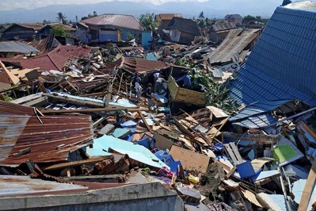 亚行向印尼灾区重建工作提供5亿美元的紧急援助贷款 hinh anh 1