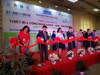 Vietnam Growtech 2018吸引150多家企业参展 hinh anh 1