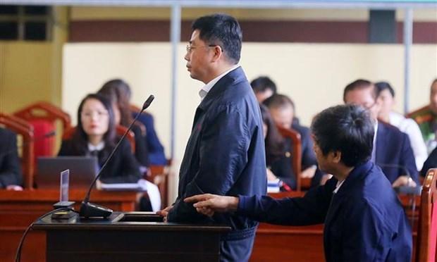 富寿省网络赌博大案:检察院建议对潘文永判处7年至7年6个月的监禁 hinh anh 2
