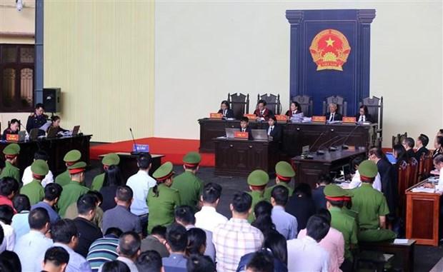 富寿省网络赌博大案:检察院建议对潘文永判处7年至7年6个月的监禁 hinh anh 1