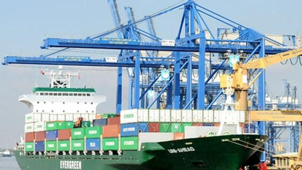 2018年11月上半月越南商品出口额约达106.32亿美元 hinh anh 1