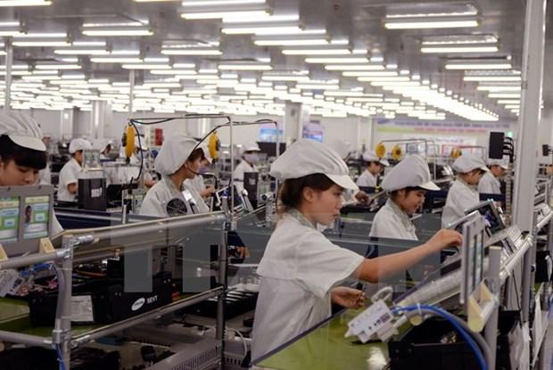 韩国制造企业纷纷涌入越南市场进行投资 hinh anh 1