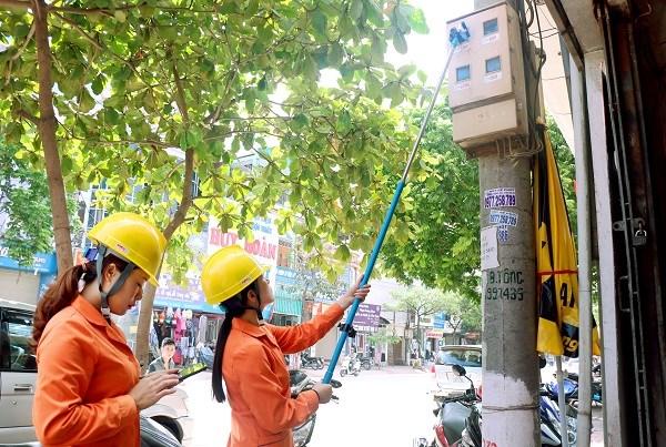 胡志明市电力总公司荣获全球性别平等认证 hinh anh 1