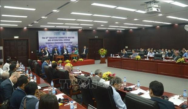 岘港市会同亚太人居管理地方政府网络联合举办国际研讨会 分享可持续城市化的投资经验 hinh anh 1