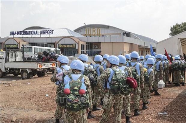 越南参加联合国维和行动:制定合理、高效的国际合作路线图 hinh anh 1