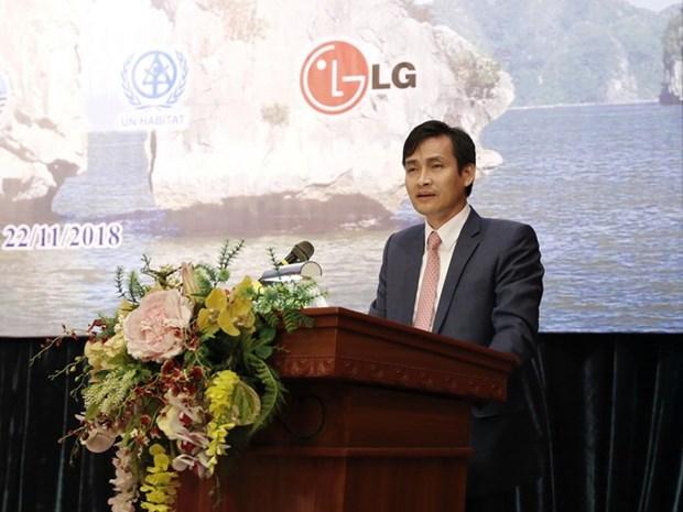 致力改善九龙江三角洲海岸带居民安置环境和生态体系 hinh anh 1