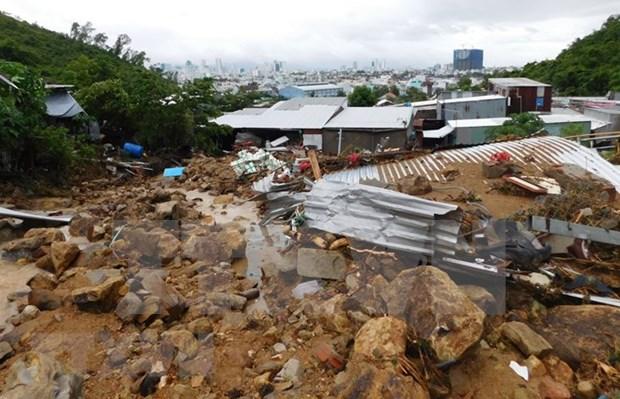 越南政府总理下达公函 指导有关省市和部委展开第九号台风应对工作 hinh anh 2