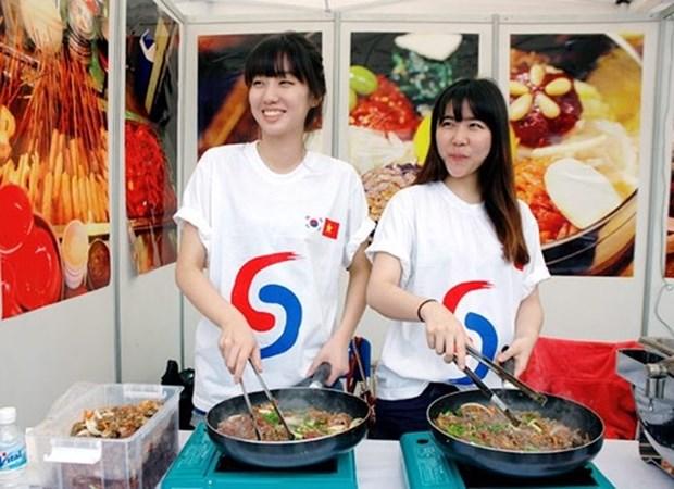 越南韩国文化美食节即将举行 hinh anh 1