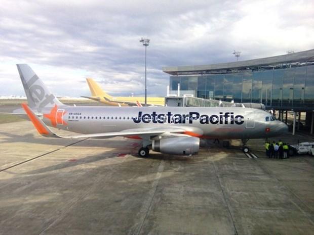越航和捷星因受第九号台风影响调整航班执行计划 hinh anh 2