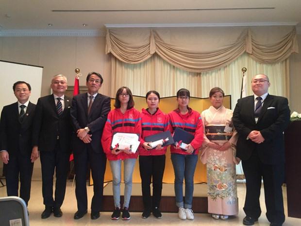 越南与日本分享医学、生物和技术的新知识和经验 hinh anh 1