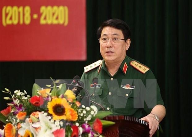 越南人民军高级政治干部代表团对古巴进行正式访问 hinh anh 1
