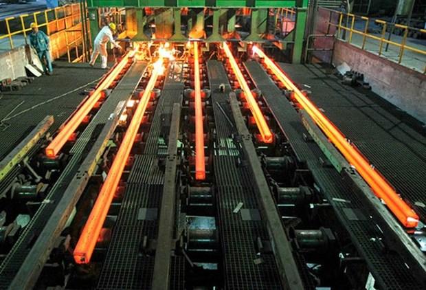 越南钢铁协会:2018年越南钢铁销售增长率继续保持稳定 hinh anh 1