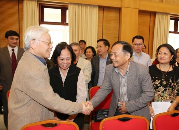 河内市选民:越南第十四届国会第六次会议结果令人印象深刻 hinh anh 1