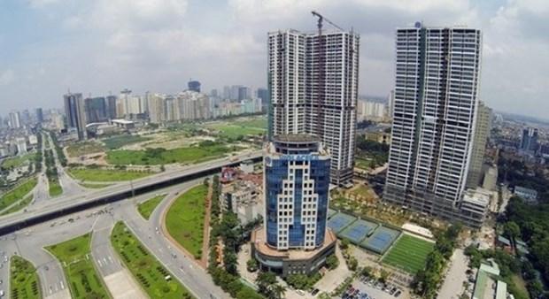 CBRE:外国投资商高度评价越南房地产市场的发展潜力 hinh anh 1