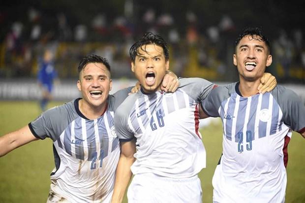 AFF Suzuki Cup 2018:越南进入半决赛并与菲律宾队交锋 hinh anh 1