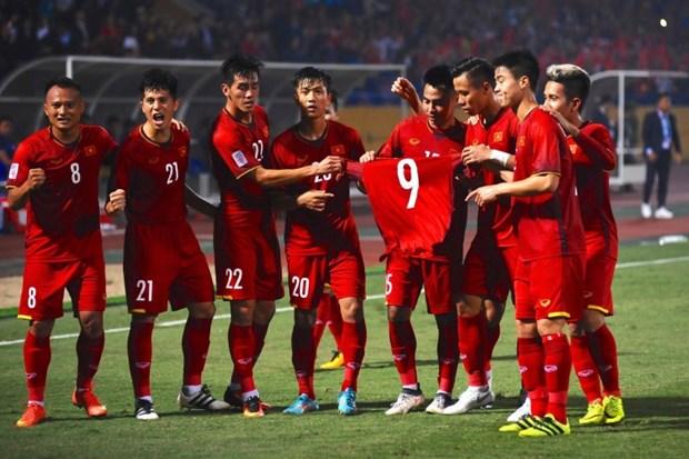AFF Suzuki Cup 2018:越南进入半决赛并与菲律宾队交锋 hinh anh 2