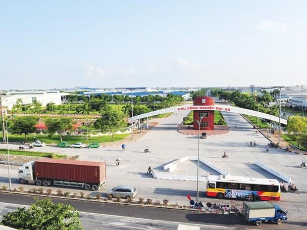 海阳省各工业区吸引外资项目增加 hinh anh 1