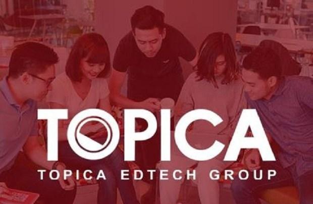 北极星集团在越南Topica在线教育公司投资5000万美元 hinh anh 1