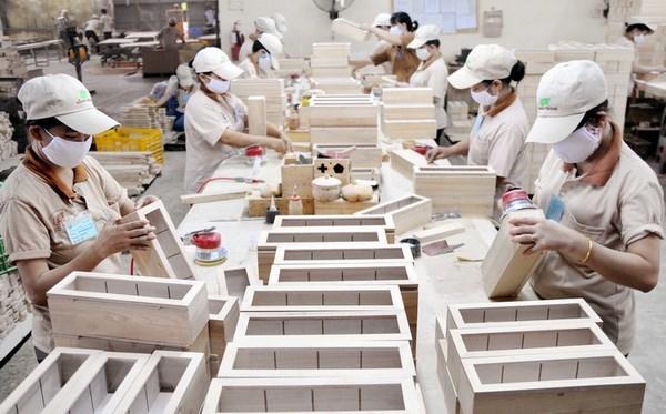 2018年越南林产品出口额有望达93亿美元 hinh anh 1