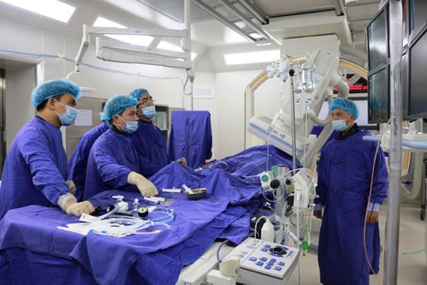 发展卫星医院,增加居民的基层就医机会 hinh anh 1