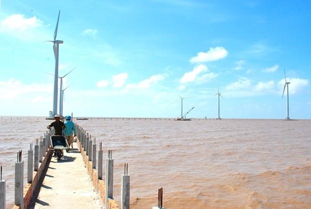 促进金瓯半岛清洁能源和可再生能源发展 hinh anh 1
