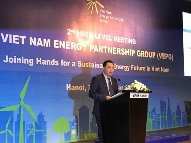 国际专家为越南实现能源可持续发展提出建议 hinh anh 1