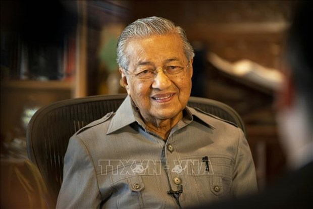马来西亚总理对马越企业合作情况予以高度评价 hinh anh 1