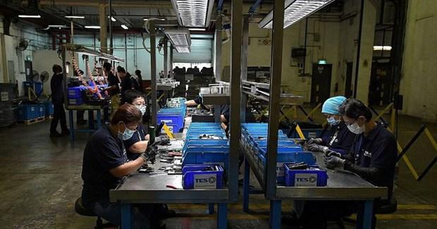 2018年10月新加坡制造业产出增长4% hinh anh 1