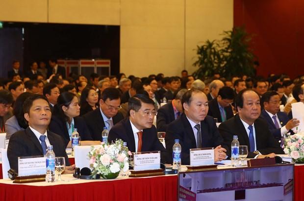 政府总理阮春福:需把单纯农业思维转变成为农业经济 hinh anh 3