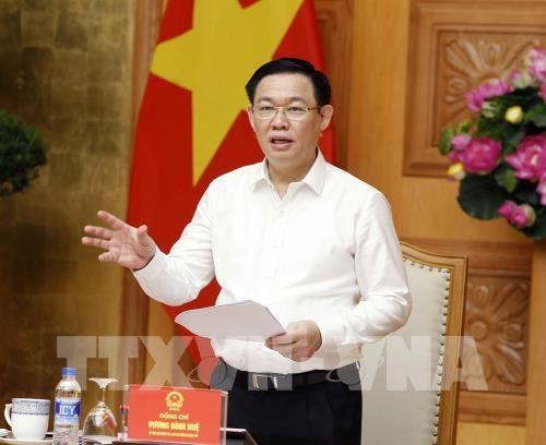 2019年越南政府01号决议包括9大任务和措施 hinh anh 1