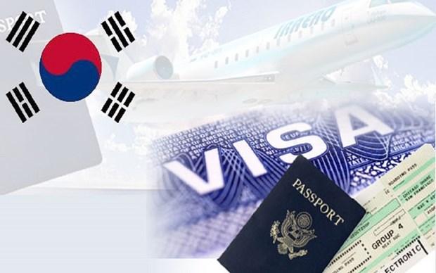 越南国民有望获得韩国五年多次往返签证 hinh anh 1