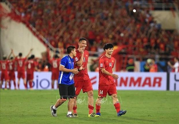 "AFF Suzuki Cup 2018:英德、功凤跻身""小组赛最佳阵容"" hinh anh 1"