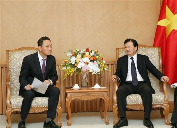 韩国对越南开放长期多次往返签证为促进越韩交流合作创造便利 hinh anh 1