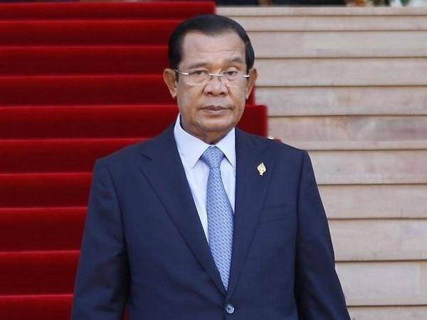 柬埔寨首相洪森即将对越南进行正式访问 hinh anh 1