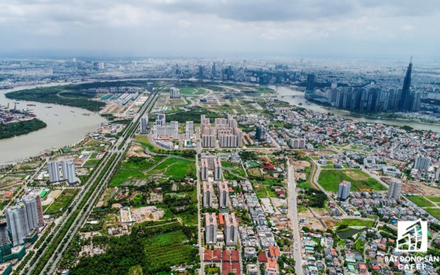 胡志明市智慧城市建设提案中的4个重点项目即将投入运行 hinh anh 1