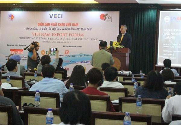 努力增强企业全球价值链参与度 hinh anh 2