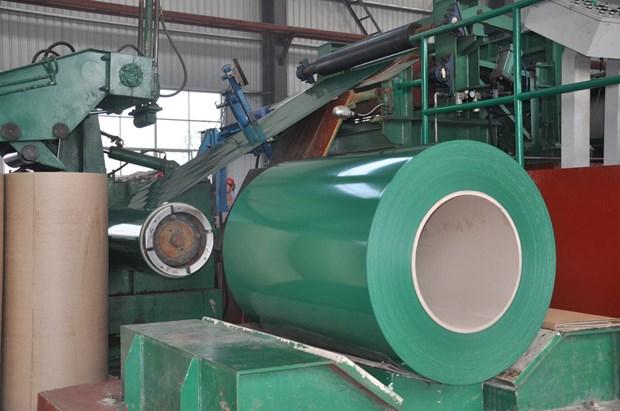 印尼贸易防卫措施被喊停 越南钢铁出口获益 hinh anh 1