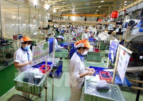 河内市注重营造公平有序、健康活力的营商投资环境 hinh anh 1