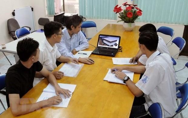 在德越南知识分子就业机会和科研合作前景 hinh anh 1