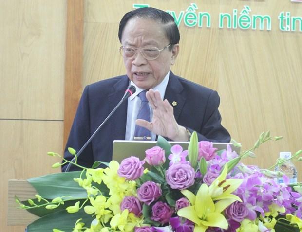 越南高度重视发展可持续能源和保护环境工作 hinh anh 1