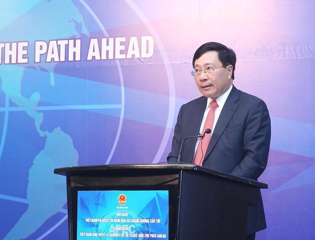 越南加入亚太经合组织20年成果及未来走向 hinh anh 2
