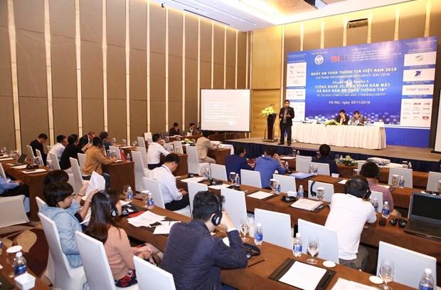 500名嘉宾出席2018年越南信息安全日国际研讨会 hinh anh 1