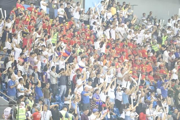 AFF Suzuki Cup 2018:越南球队客场完胜菲律宾球队 为进入决赛铺平道路 hinh anh 2