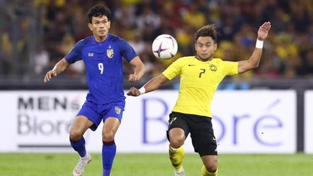 AFF Suzuki Cup 2018:泰国队客场0-0逼平马来西亚队 hinh anh 1