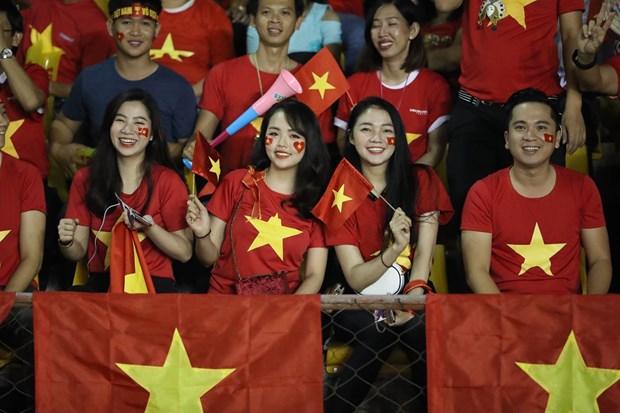 AFF Suzuki Cup 2018:越南球队客场完胜菲律宾球队 为进入决赛铺平道路 hinh anh 4