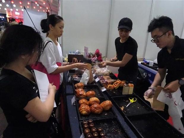 2018年法国美食节在胡志明市举行 hinh anh 1