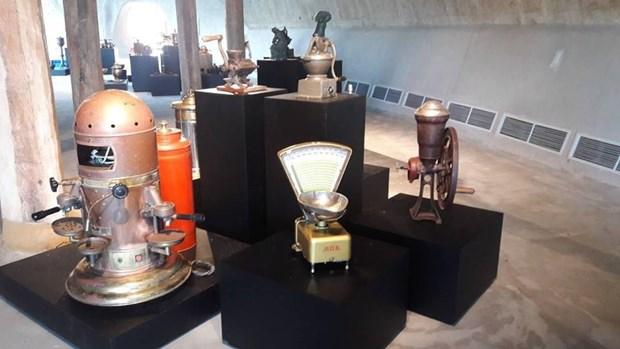 得乐省邦美蜀市的咖啡世界博物馆开门迎客 hinh anh 2