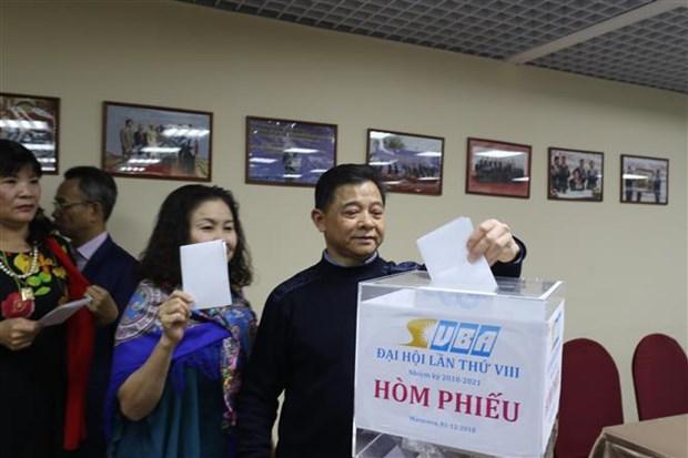在俄越南企业协会迎难而上 共促发展 hinh anh 2